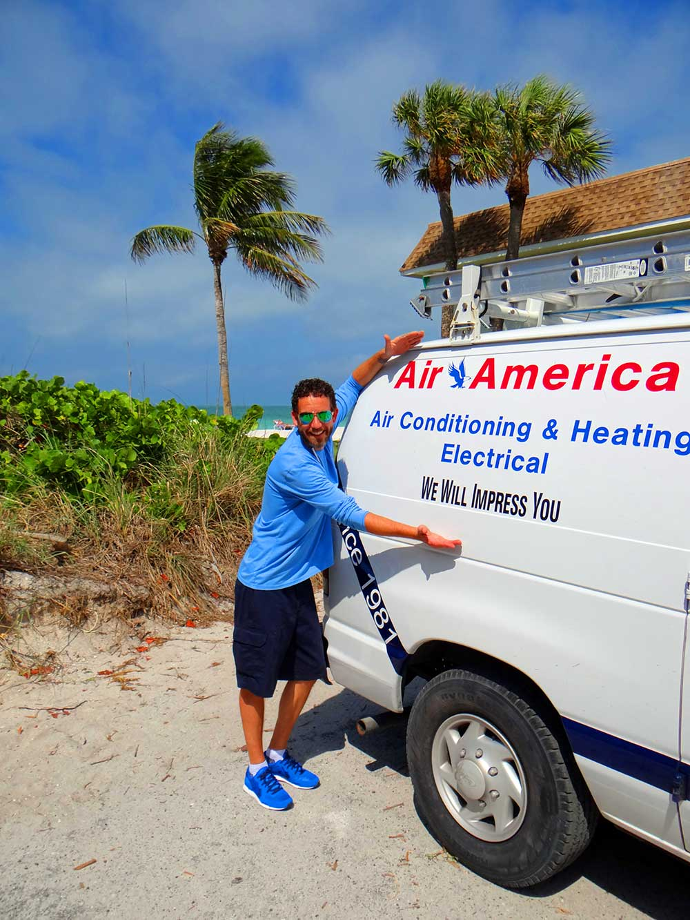 Bradenton air conditioning company - team