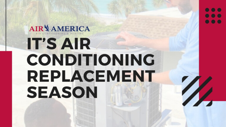 It's Air Conditioning Replacement Season