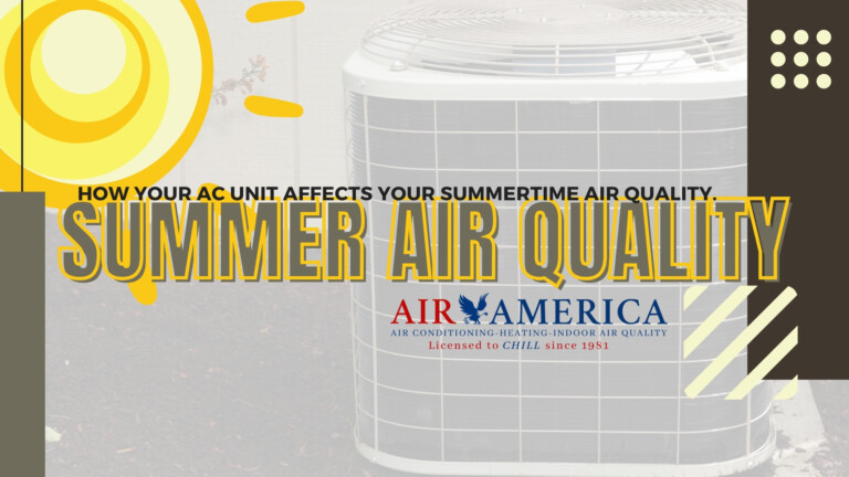 Summer Air Quality and your HVAC or Air Conditioner in Florida